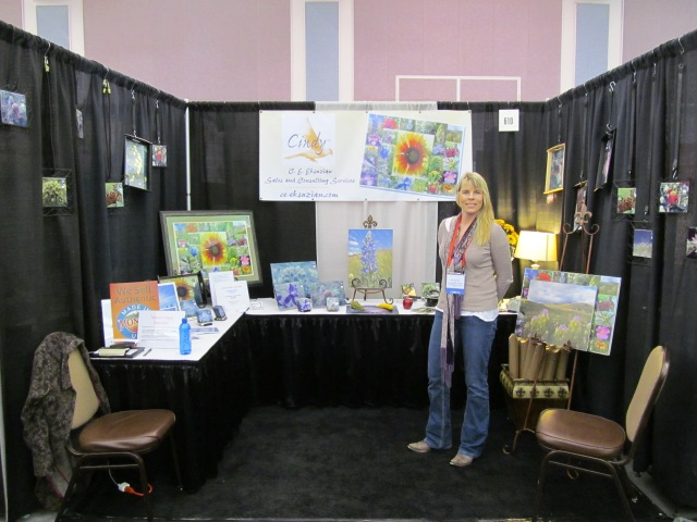 C. E. Eksuzian Sales & Consulting Services - Made In Montana Craft Fair, Great Falls, MT 2013