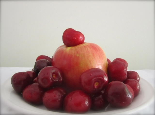 Cherry Apple morphs into a CRISP!!