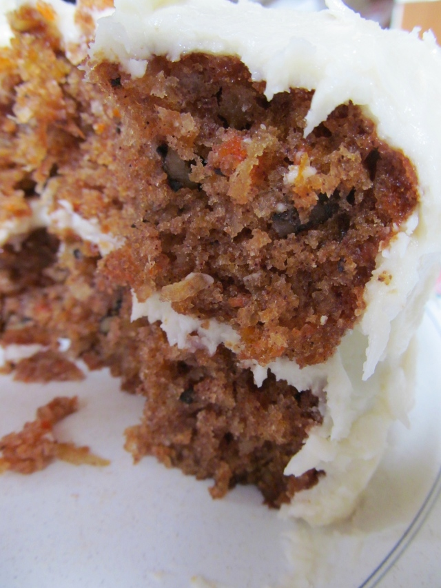 "A great carrot cake recipe from the one and only, ""Silver Palate Cook Book !"""