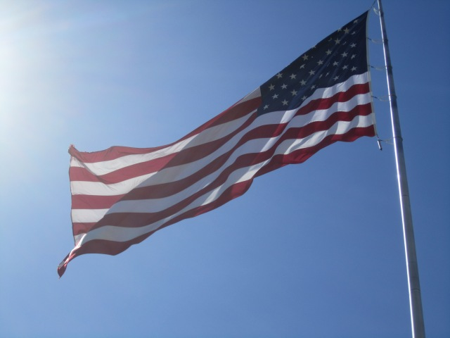 A strong and accurate wind needs to lift up our American Declaration.